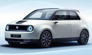 Πρεμιέρα για το πρώτο ηλεκτρικό Honda της Ιστορίας (vid)