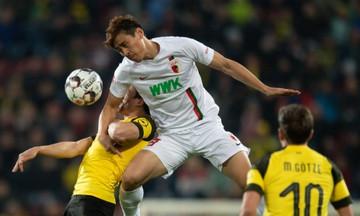 Bundesliga: «Ξανακύλησε» στο Άουγκσμπουργκ η Ντόρτμουντ (2-1)