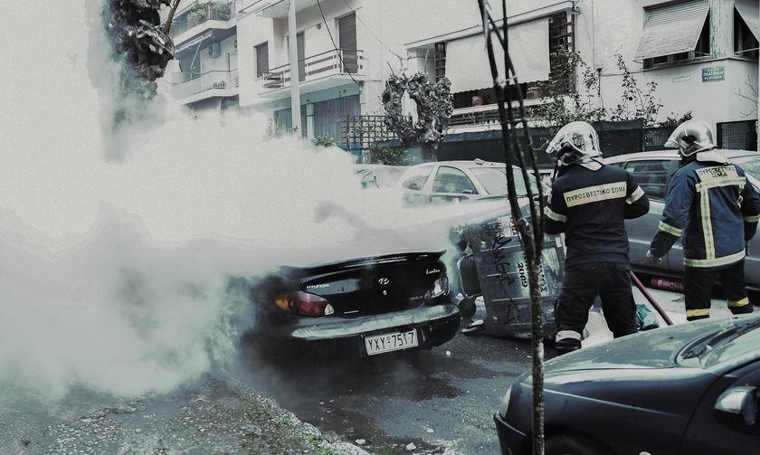 Σκηνές από τα επεισόδια κοντά στο κλειστό «Πλάτωνας» στη Νίκαια (pics)
