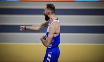 Γλασκώβη 2019: Αργυρό μετάλλιο ο Μπανιώτης