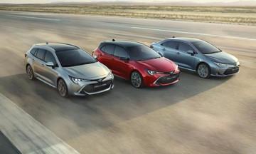 Στην κορυφή των παγκόσμιων πωλήσεων η Toyota
