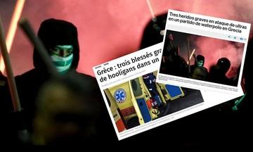 Από τη Ρουμανία μέχρι το Εκουαδόρ ο τρόμος στο «Παπαστράτειο»