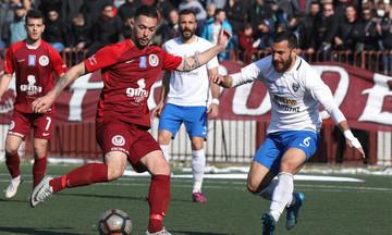 Προοδευτική - Ιωνικός 0-0: Η Προοδευτική κράτησε  με 10 παίκτες