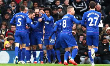 Premier League: Τα highlights του Φούλαμ - Τσέλσι (vid)