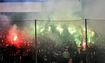 Συλλαλητήριο κατά του Αλαφούζου μετά το 2-0 του ΠΑΟΚ στο ΟΑΚΑ!