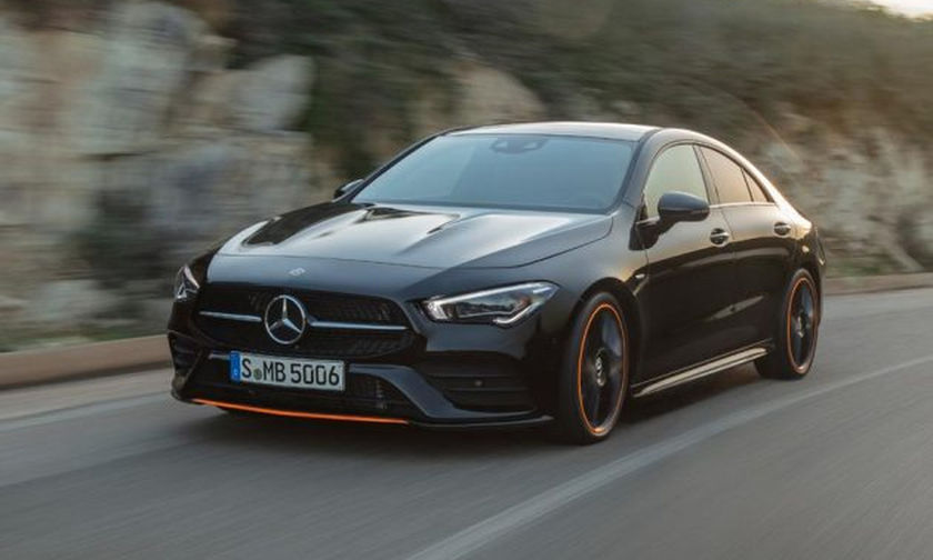 Mercedes CLA Coupe με νέους κινητήρες
