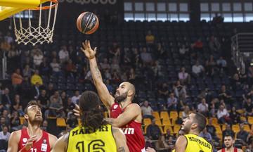 Basket League: Με τον Άρη στο ΣΕΦ ο Ολυμπιακός
