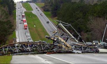 Αλαμπάμα: Τουλάχιστον 23 νεκροί από ανεμοστρόβιλο