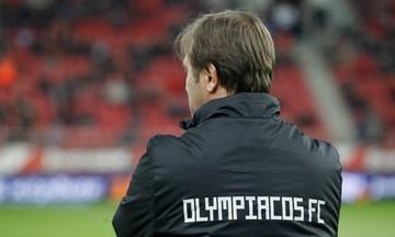 Ολυμπιακός: «Αγγαρεία» για τον κόσμο, όχι για Μαρτίνς και παίκτες!