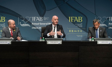 Οι 12 νέοι κανονισμοί της IFAB που θα επηρεάσουν την διεξαγωγή του παιχνιδιού