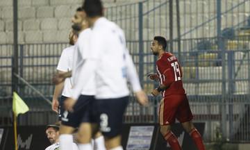 Γκολ ο Χασάν και Απόλλων Σμύρνης-Ολυμπιακός 0-2 (vid)