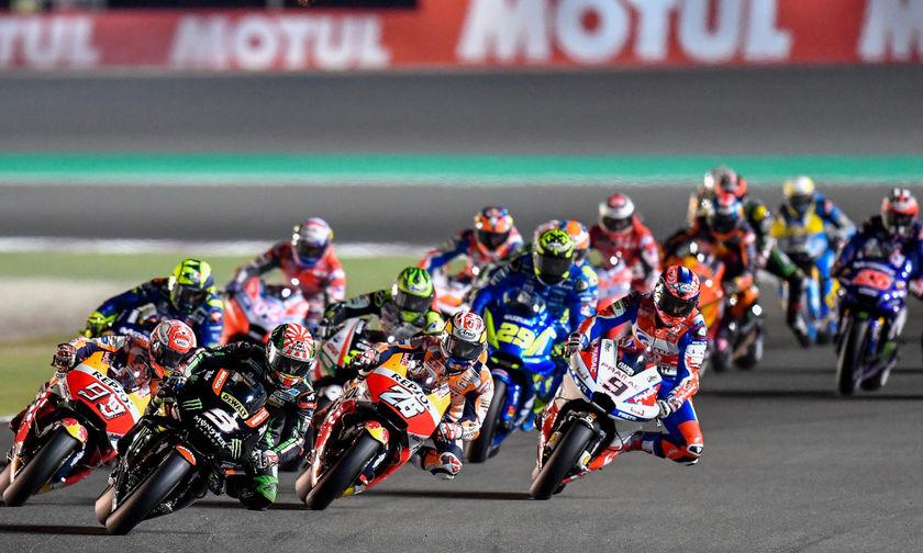 Moto GP: Το αγωνιστικό πρόγραμμα του πρωταθλήματος