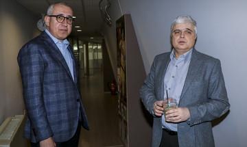 Σταυρόπουλος σε Παπαδόπουλο: «Ξεφεύγεις. Μην ξαναμιλήσεις για Κινέζους διαιτητές»