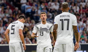 Τέλος από την εθνική Γερμανίας οι Χούμελς, Μίλερ και Μπόατενγκ!