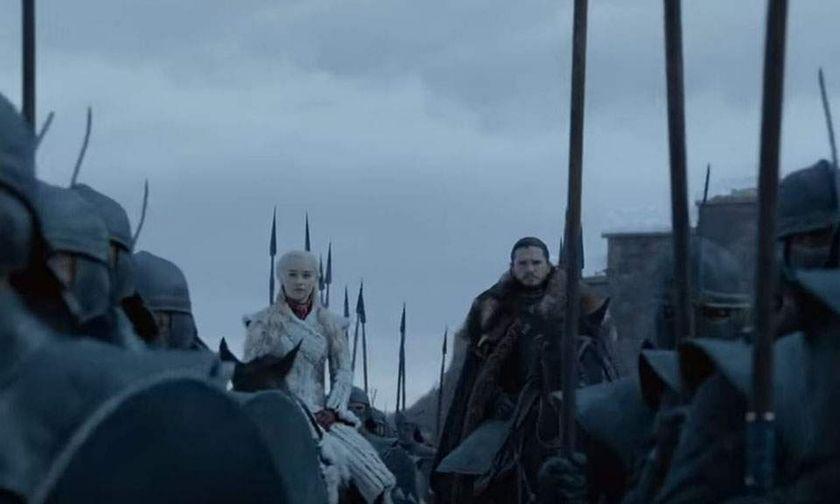 Game Of Thrones: Το πρώτο τρέιλερ για τη νέα σεζόν έφτασε (vid)