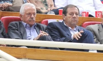 Δουβής εκπροσωπώντας την ΑΕΚ: «Η διαιτησία δεν είναι καλή»