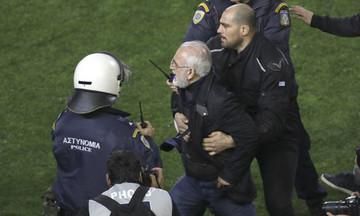 Δικάζεται ο Ιβάν Σαββίδης για την ένοπλη εισβολή του στο ματς με την ΑΕΚ