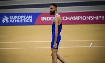 Μπανιώτης: «Στους Ολυμπιακούς του Τόκιο ο τελευταίος αγώνας της καριέρας μου»