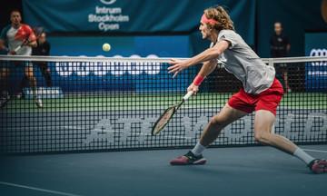 Ο Τσιτσιπάς 6ος δημοφιλέστερος τενίστας για πρόκριση στα τελικά της ATP!