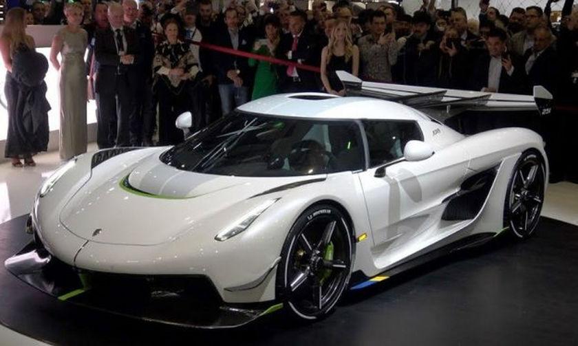 Το πρώτο αυτοκίνητο με τελική άνω των 480 χλμ./ώρα είναι γεγονός!