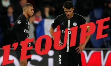Έτσι είδε την καταστροφή της Παρί η Equipe (pic)