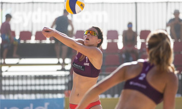 Beach Volley: Επος για το δίδυμο Αρβανίτη - Καραγκούνη στο Σίδνεϊ