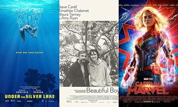 Νέες ταινίες: Το Μυστικό της Ασημένιας Λίμνης, Ένα Όμορφο Αγόρι, Captain Marvel