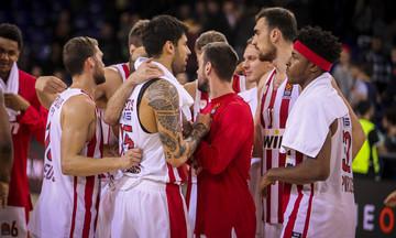 EuroLeague: Μονόδρομος η νίκη για τον Ολυμπιακό