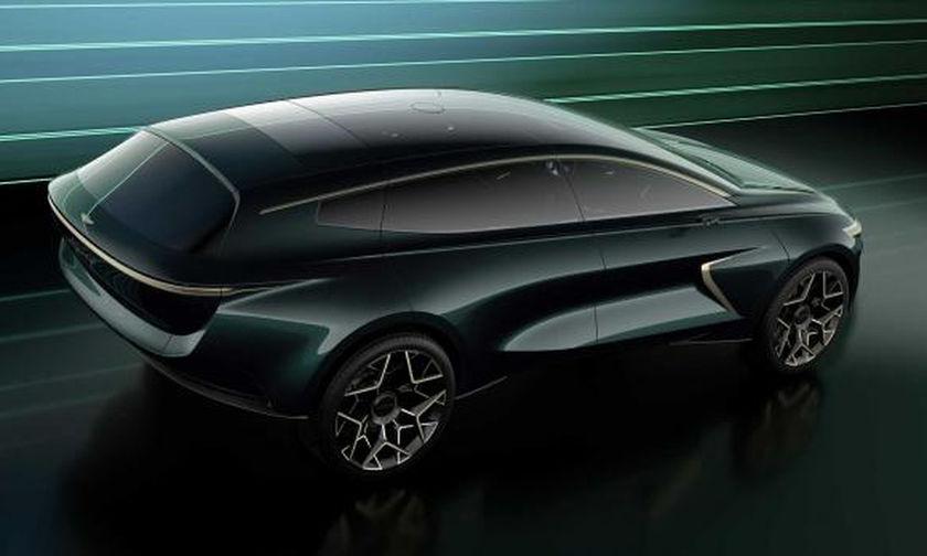 Παρουσιάστηκε στη Γενεύη η Aston Martin Lagonda (vid)