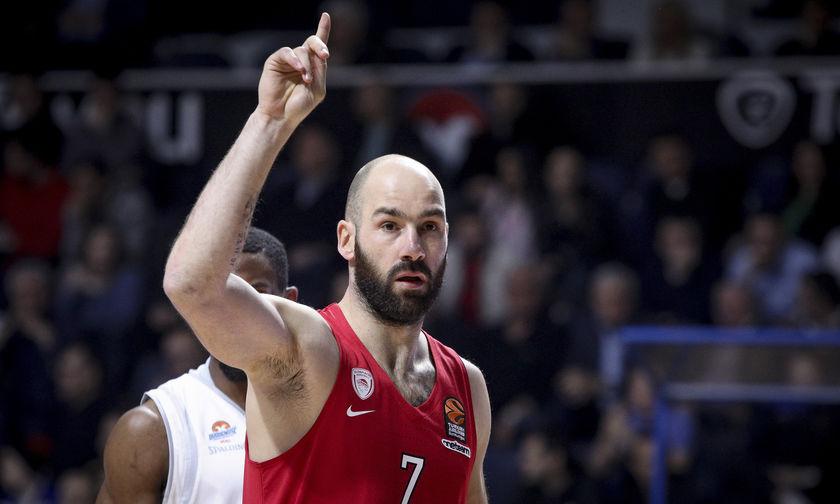 Μπούντουτσνοστ - Ολυμπιακός 76-89: Αυτός είναι ο Ολυμπιακός!