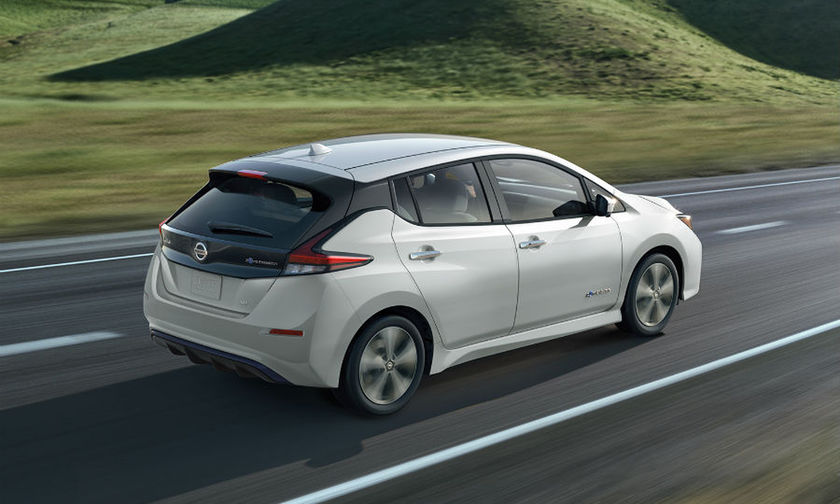 Ιστορικό ρεκόρ πωλήσεων από το Nissan LEAF