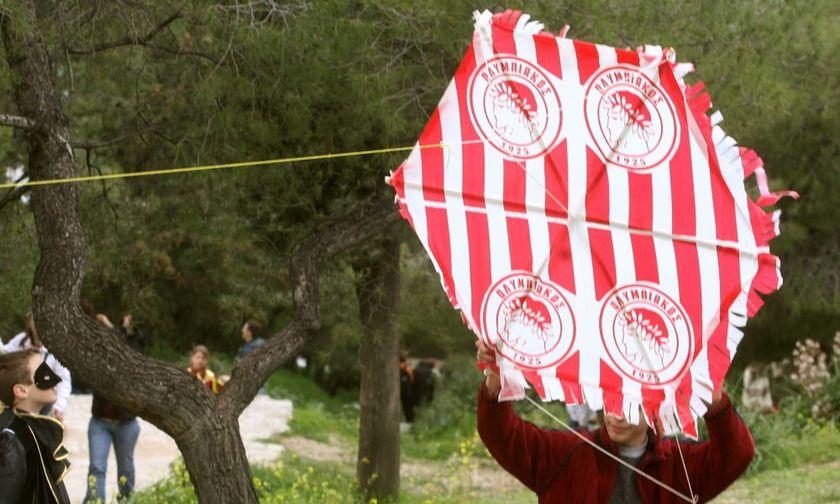 c519d448005 Απόκριες στον Δήμο Πειραιά - Που θα πετάξετε χαρταετό με την ΠΑΕ Ολυμπιακός