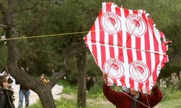 Απόκριες στον Δήμο Πειραιά - Που θα πετάξετε χαρταετό με την ΠΑΕ Ολυμπιακός