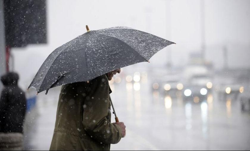 Καλλιάνος για κακοκαιρία express: Μετά τα 24άρια, βροχές, καταιγίδες και πτώση της θερμοκρασίας