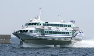 Ιαπωνία: Tραυματίστηκαν 87 άτομα από σύγκρουση φέρι με φάλαινα!