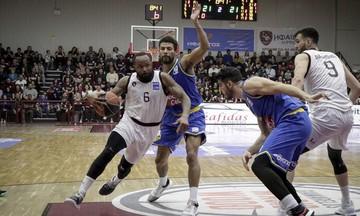 Ήφαιστος - Περιστέρι 77-73: Εδραιώνεται στην οκτάδα