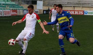 Τα highlights του Ξάνθη-Αστέρας Τρίπολης 0-0