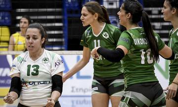 Προς Α1 Volley  League γυναικών ο ΠΑΟΚ, στα μπαράζ ΠΑΟ και ΑΕΚ