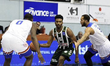Basket League: Στο ΟΑΚΑ με Πανιώνιο ο Παναθηναϊκός