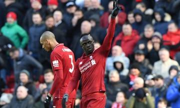 Premier League: Με σούπερ Μανέ η Λίβερπουλ 4-2 την Μπέρνλι (highlights, βαθμολογία)