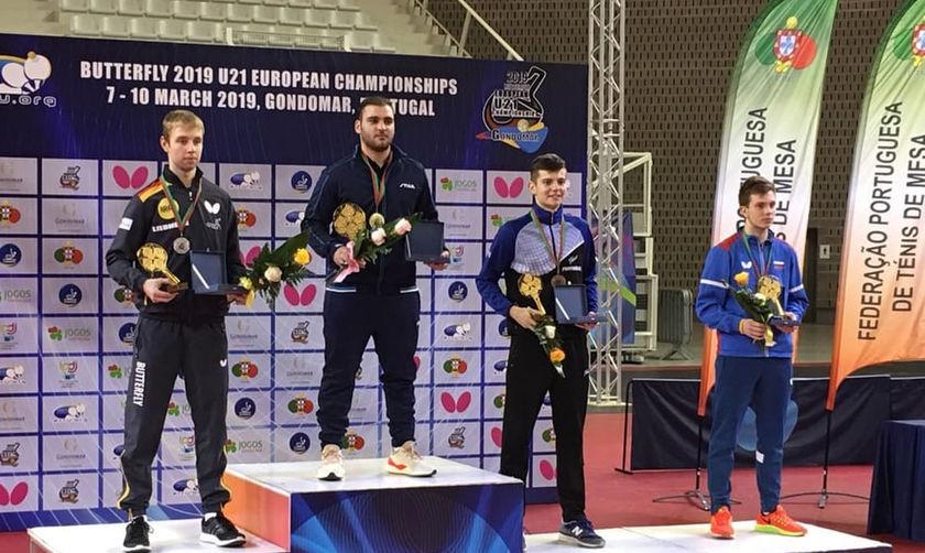 Πρωταθλητής Ευρώπης ο Σγουρόπουλος