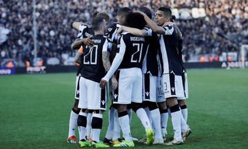 ΠΑΟΚ-Ατρόμητος 3-0: Τα highlights του αγώνα (vid)