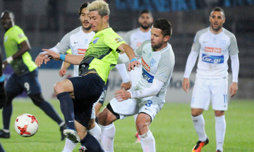 Λαμία-ΠΑΣ Γιάννενα 1-1: Τα highlights του αγώνα (vid)