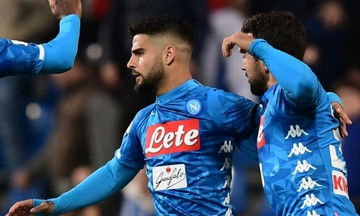 Serie A: Γλύτωσε την ήττα στο 87' η Νάπολι (βαθμολογία)
