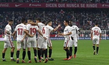 Ισπανία: Γκολ και θέαμα στο «Σάντσεθ Πιθχουάν»