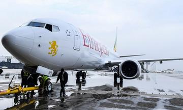 Οι Αιθιοπικές αερογραμμές αναστέλλουν όλες τις πτήσεις των Boeing 737 MAX 8