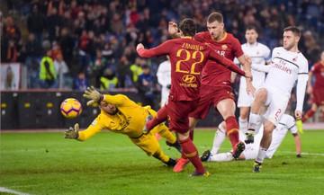 Σκληρό ματς στο Αγρίνιο-Εύκολα η Ρόμα