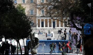 «Χόλιγουντ» και σήμερα το κέντρο της Αθήνας λόγω γυρισμάτων