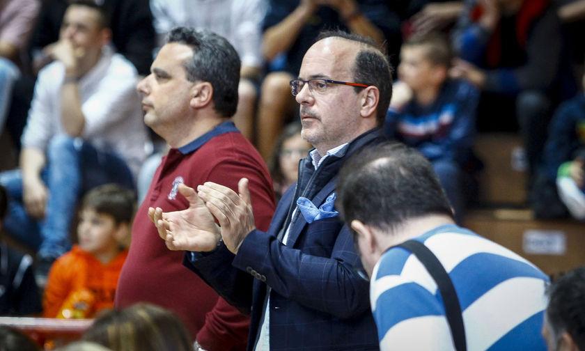 Ψαρράκης: «Πιθανή η υποψηφιότητα μου για πρόεδρος του ΕΣΑΚΕ»