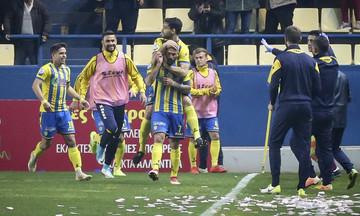 Τα highlights του αγώνα Παναιτωλικός - Πανιώνιος (5-0)